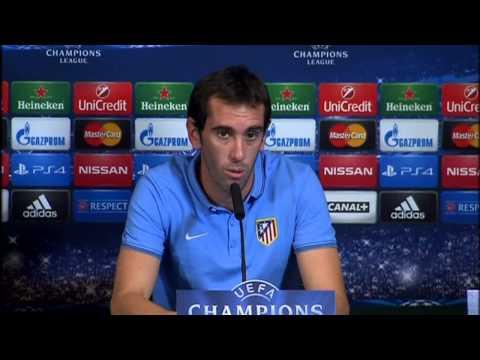Atlético Madrid  1 vs 0 Juventus | Cholo Simeone