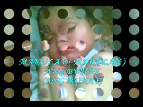 Makulay Ang Buhay Sa Sinabawang Gulay With Lyrics video