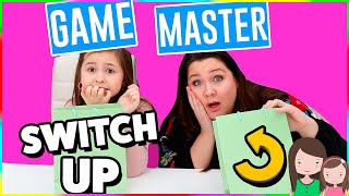 GAME MASTER Mystery Box Switch Up UNHEIMLICHES ENDE!! 😱 Naughty vs Nice Challenge 👹 Alles Ava