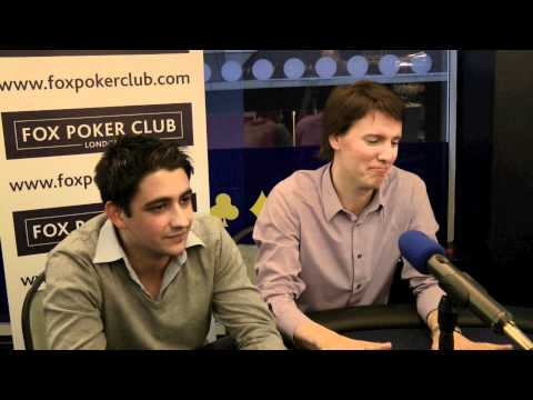 Private poker rooms london