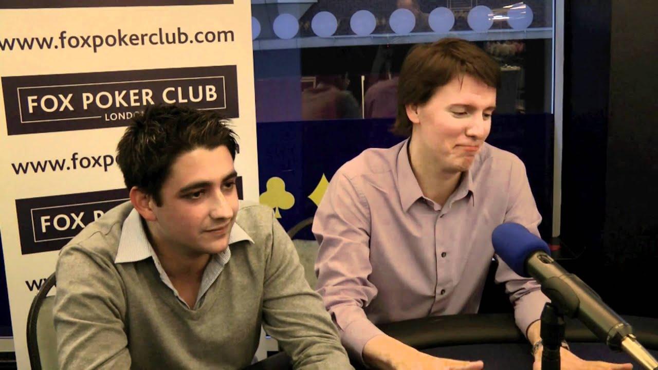 The mint poker club london