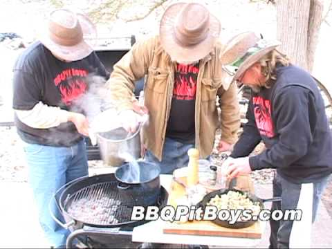 BBQ Pit Boys Classic Clam Chowder Recipe Video