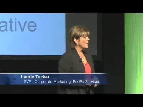 Laurie Tucker Keynote at emerge 2012