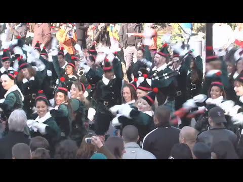 Elf Yourself Dancing Flash Mob Invades NYC
