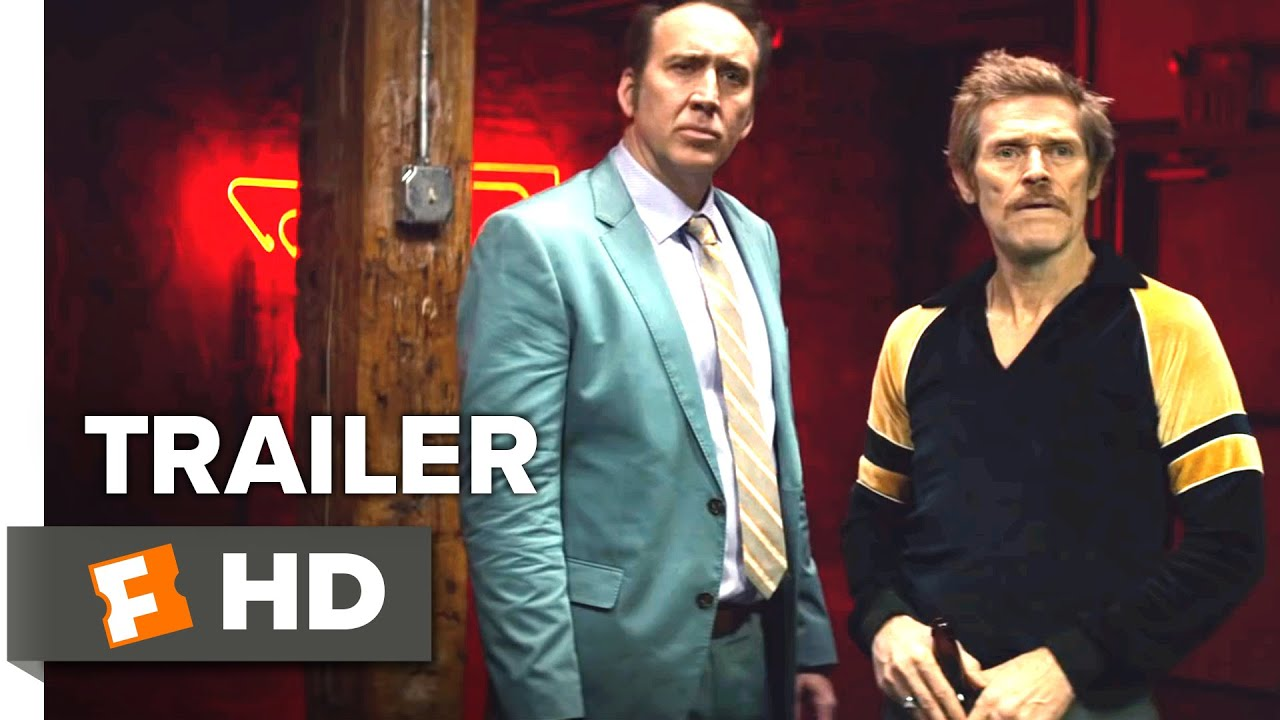 Dog Eat Dog Official Trailer 1 (2016) - Nicholas Cage Movie