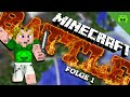 Youtube Thumbnail MINECRAFT BATTLE # 1 - Creeper mit scheiß Timing «» Let's Play Minecraft Battle Season 7 | HD