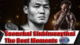 👊 Saenchai Sinbimuaythai The Best Moments