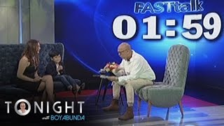 TWBA: Fast Talk with Yen Santos