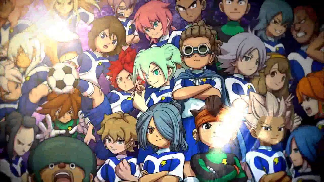 Inazuma eleven go 3 galaxy big bang supernova tvcm4 3 tvcm4 go youtube - Inazuma eleven galaxy ...