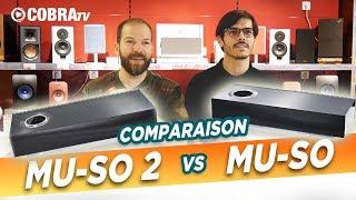 COBRA TV : On a comparé l'enceinte Naim MU-SO 2 avec la MU-SO première génération !