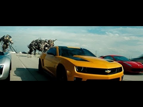 Transformers 3 - Freeway Chase video