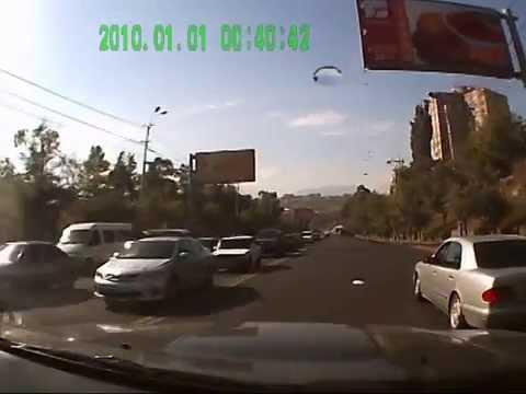 Idiot on the road/Придурок месяца