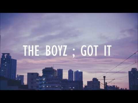 THE BOYZ - GOT IT (SUB ESPAÑOL)