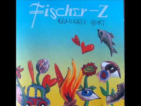 Fischer Z - Kamikaze Shirt