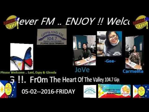 barkadahan4everFM- Live Stream@gippsland-australia- -