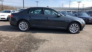 2017 Audi A4 Lake forest, Highland Park, Chicago, Morton Grove, Northbrook, IL AP8897