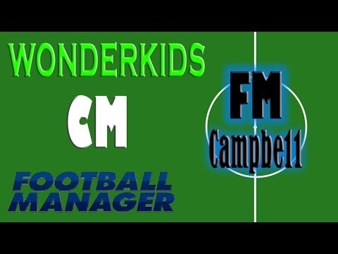 Football Manager 2014   Wonderkids   6   Centre Midfielders