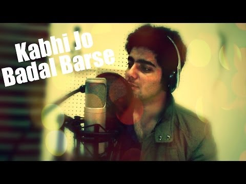 Kabhi Jo Badal Barse (arijit Singh) | Cover By Siddharth Slathia | Jackpot video