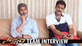 Saakshyam Team Exclusive Interview | Bellamkonda Sreenivas | Pooja Hegde | Sriwass  Jagapathi Babu