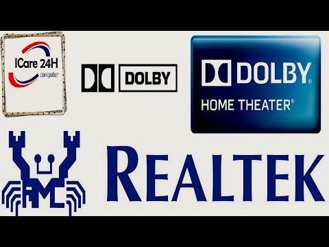 Скачать драйвер на звук – Realtek HD Audio Drivers