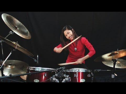 download lagu Wali Band - Antara Aku, Kau Dan Batu Akikku - Drum Cover By Nur Amira Syahira gratis