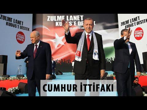 Ak Parti 2018 Seçim Şarkıları - Cumhur İttifakı - (Official Video)