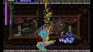 Castlevania SOTN Maria Speed Run in 8:31 min