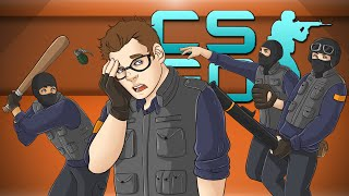 TORNADOES IN CSGO, NINJA STRATS AND SECRET SANTA!! - CSGO Strat Roulette! (CS:GO Funny Moments)