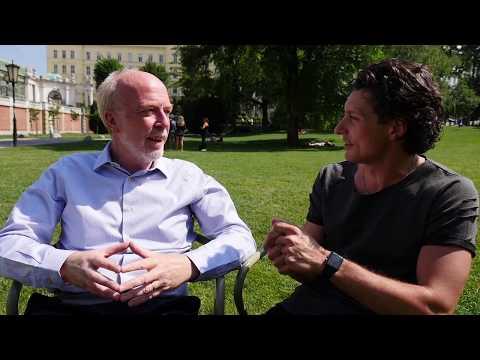 David Ianni interviewt Univ.-Prof. Dr. Germain Weber