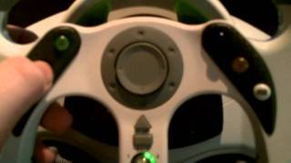Madcatz steering wheel for xbox 360 review[HD]
