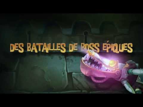 Rayman Legends: Trailer de Gameplay - E3 2013
