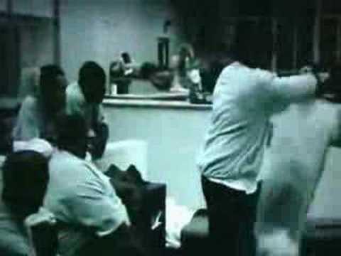 Gridiron Gang's Dwayne (The Rock) Johnson