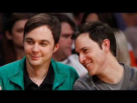 Gay Celebrity Couple - Jim Parsons and Todd Spiewak