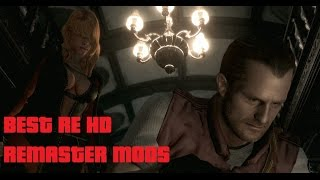 The Best Resident Evil HD Remaster Mods