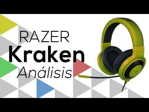 [Análisis] RAZER Kraken (en español)