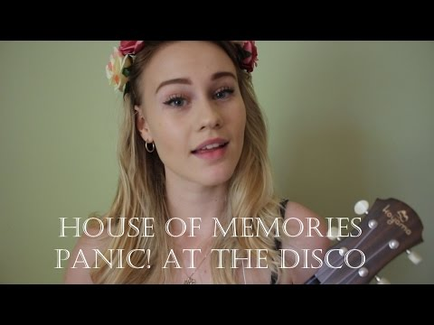 Download Lagu House of Memories - Panic! at the Disco | Ukulele Cover + Chords MP3 Free