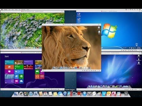 Como tener Windows en cualquier Mac- Parallels 8