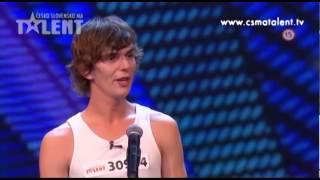 Jozef Pavlusík   Česko Slovensko má talent