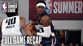 NUGGETS vs MAGIC | Terrence Davis Leads Denver With 22 Points | MGM Resorts NBA Summer League