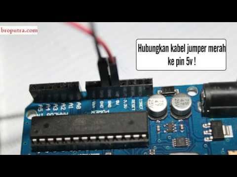 Automatic DC Fan Using Arduino - Engineering