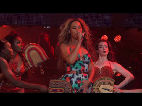 Beyonce - Grown Woman (Sportpaleis, Antwerp, Mrs. Carter Show World Tour - FRONT ROW) HD