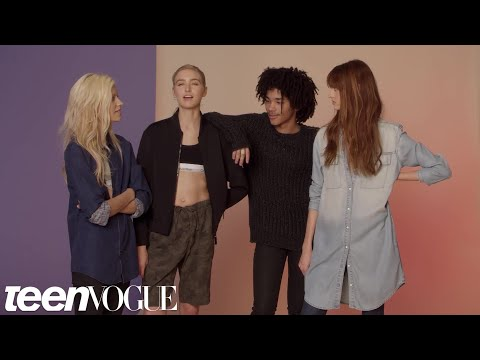 The Cool Kids of Calvin Klein's ck2 Campaign Share What It's Like to Live Label-Free