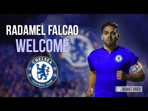 Radamel Falcao | Welcome to Chelsea FC