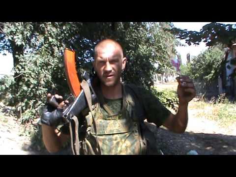 Лучший истребитель танков подразделения Моторолы подарит Порошенко сладкого петушка