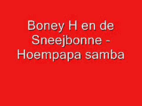 Boney H en de Sneejbonne - Hoempapa samba