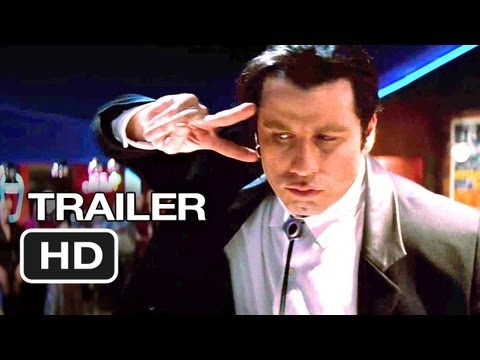 Tarantino Xx: 8-film Collection Blu-ray Trailer (2012) - Movie Set Hd video