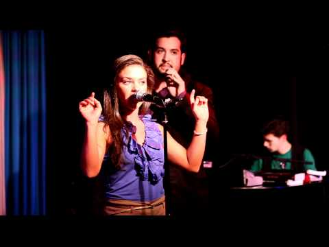 Santina Umbach and Bryan Miner - BoCo Cabaret