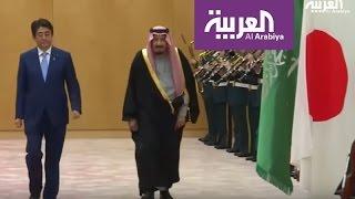الملك سلمان ينهي زيارة اليابان