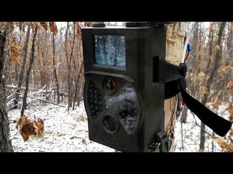 Питание фотоловушки SunTek HC-300M