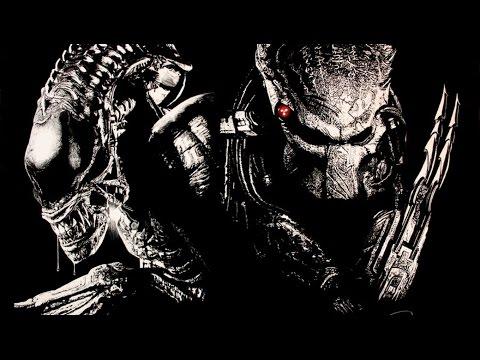 Alien vs Predator AMV (Aliens VS Predator Rap - TEAMHEADKICK)
